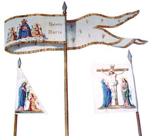 Joan of Arc's banner